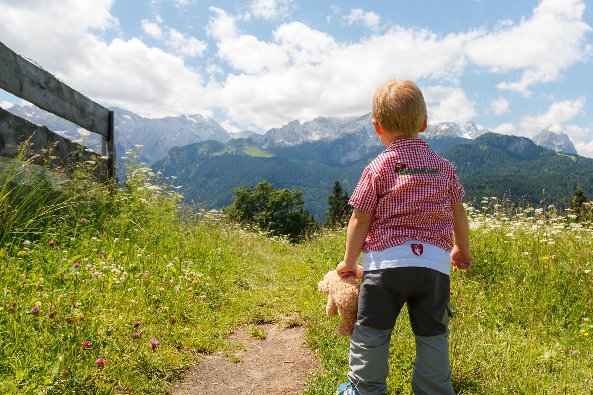 Astuces randonnée bébé